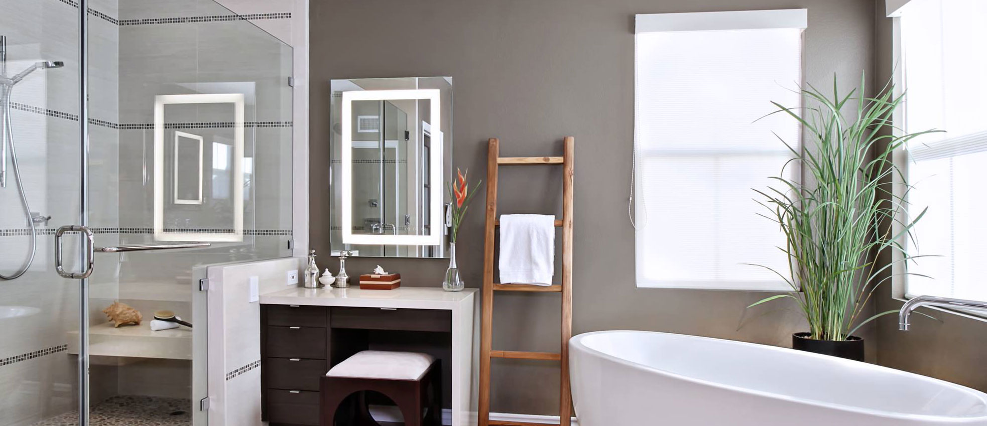 Bluetooth Bathroom Mirror Youtube viio | beauty, sound, & light